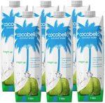 Cocobella Coconut Water 6 X 1L $16.39 ($14.75 S&S) + Delivery ($0 with Prime/ $39 Spend) @ Amazon AU