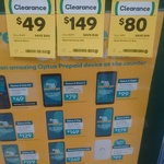 Optus: Realme C3 $80, X Wave $49, Samsung A21s $149, Telstra: Essential Smart $19, 4GX+/4GX HD/Essential+ 2/Pro $49 @ Woolworths