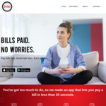 $10 off Your Bill Using Referral ($50 Minimum Bill) on Sniip
