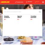 $10 off $100 Online Spend @ Liquorland