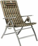 [Prime] Coleman Flat Fold 5 Position Padded Camping Chair $59.43 (Was $144.99) Delivered @ Amazon AU