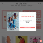 Additional 30% off Already Discounted Items @ M Dreams
