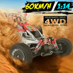Wltoys 144001 1/14 RC Car $108.62 ($106.21 with eBay Plus) + Delivery ($0 to Select Area) @ Liangn_zn via eBay (AU Stock)
