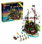 LEGO Ideas Pirates of Barracuda Bay 21322 $209 Delivered @ Target