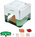 GORIFEI Laser Engraving Machine 98 x 88mm Engraving Area US$169 (~A$229) Delivered @ Madethebest