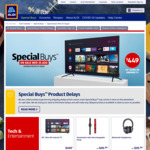 """Schick DE Razor Kit (Incl 10 Blades) $16.99, 50"""" Ultra HD Android TV $449 @ ALDI"""