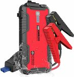 GOOLOO GT1500 1500A Peak Car Jump Starter Type-C QC3.0 and 12V Portable Water Resistant $89.99 Delivered @ GOOLOO Amazon