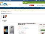 Samsung Galaxy Nexus Silver With Docomo Logo $354 + $35 @ iiBuy