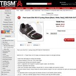 Pearl Izumi Elite RD III Cycling Shoes Black, Size 44, 47, 48 Left $99.95 + Postage