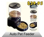 Automatic Pet Feeder - Record Owner Voice and Feed Your Pet on Time by Certain Amount $39.95 + $12 Shipping