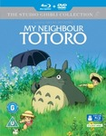 My Neighbour Totoro - Blu-Ray + DVD £13.94 (~ $21.66) Delivered @Zavvi
