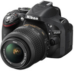 Nikon D5200 DSLR Single Lens Kit 18-55mm VR Lens $729 Incl. Aus Wide Delivery & Warranty