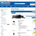 Various Technology Online Clearance Items from $1 @ Officeworks