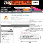 20% off Tickets to See GWS Vs Geelong 8/6/13 @ Skoda Stadium