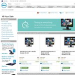 """Dell 48 Hour Sale - up to 40% off Selected Items (30% off U3014 30"""" w/ Premier Color - $1259)"""