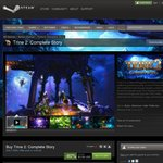 [PC] Steam Daily Deal: Trine 2 Complete Story 80% off - $3.99 USD