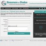 Free Resume/CV Health Check