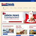 Best Friends Pet Store 20% off Store Wide Sale