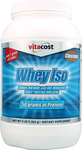 Vitacost Whey Isolate 1.36kg (3lb) $34.19+$10 USD Delivery