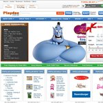 30% off All Toys at Playdex.com.au 48 Hours Only