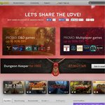 [PC] Dungeon Keeper Gold FREE at GOG.com