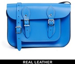 """11"""" Satchel from Leather Satchel Company on ASOS £37.50 Delivered"""