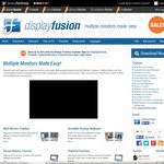 50% off DisplayFusion and Other Products