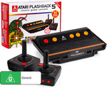 Atari Flashback 5 Classic Console with 92 Games-$69 + Delivery @ Catch Of The Day