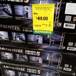 Portable Work Platform (Scaffold) at Bunnings Northland (Vic) $49 - Was Supposedly $119