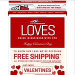 Free Shipping @ Nutrition Warehouse until Sunday The 8th (Min $20 Spend)