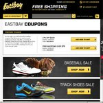 Eastbay - 17% off $120+
