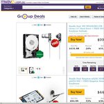 """Mwave GroupBuy: WD Green 2TB $100+FREE WD Earbuds, Kingston 30GB mS200 SSD $44.99, Samsung U28D590D 28"""" $559"""