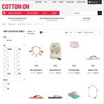 Cotton on Kids Flash Sale, Prices from $1 + Free Shipping if You Spend over $55