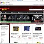 Rockwell ShopSeries 5-in-1 Kit, 12 Volt Li-Ion, $112.50 Deliv + $50 eBay Voucher @ SuperCheapAuto