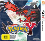 Pokemon X Or Y 3DS $33, Borderlands The Presequel PS3/XB360 $10 @ Target
