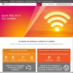 Free Uncapped Telstra Air Wi-Fi until Sep 2016 (Telstra Customers)