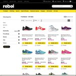 Rebel Sport - Footwear - up to 70% off + Free Shipping - Reebok, New Balance & More