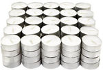 100x Tealight Candles $1 @ Masters