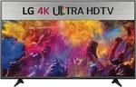 "LG 43"" UHD Smart 100hz TV $795, Sony 50"" FHD 100hz Smart TV $898 (Bonus $100 EFTPOS Card) @ The Good Guys"