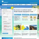 Southern Cross Travel Insurance 15% off