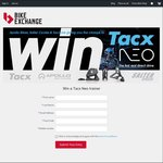 Win a Tacx Neo Trainer (Worth $2499) from Bike Exchange