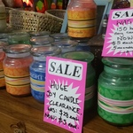 150 Hour Soy Candles, $5ea, or $4 When You Buy 5 or More (Were $28) @ Blue Scooter, Warburton VIC (in Store Only)
