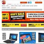 Shopping Express EOFY Sale Marathon 28/6 (48 items): 750 EVO 250GB SSD $89, 950 PRO 256GB SSD $195, 8GB DDR3 SODIMM $39 + More