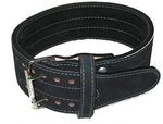Leather Powerlifting Weightlifting Belt $59 Plus Shipping @ The Edge