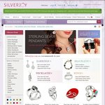 Silver Jewellery with 50%  off and Free Shipping at SilverJoy.com.au