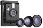 Lomo Instant Camera (Black): Use Fuji Instax Mini Film from $90.5 or $138 (3 Lenses Set) Pick up Melb or $12 Post @ FilmNeverDie