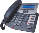 Uniden VP100 VoIP Internet Corded Telephone 2 SIP Line System - $49 with Free Shipping @ Gadget City