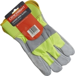 Craftright Leather Palm Gloves $2.55 @ Bunnings (Was $4.45)