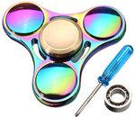 ECUBEE Colorful Fidget Spinner Tri-Spinner US $2.49 AU ~ $3.12 + FS @ Banggood