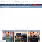 Charles Tyrwhitt - 3 Shirts for $99 Including Shipping